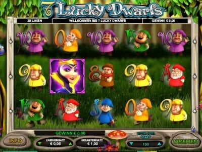 Lucky Seven Kostenlos Spielen
