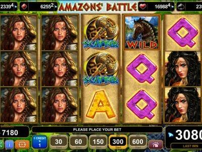 amazons battle spielen