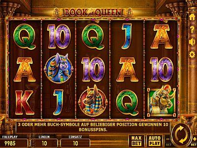 Spiele Casino Book