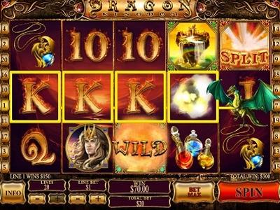 Spielen sie Dragon Kingdom Automatenspiele Online bei Casino.com Österreich