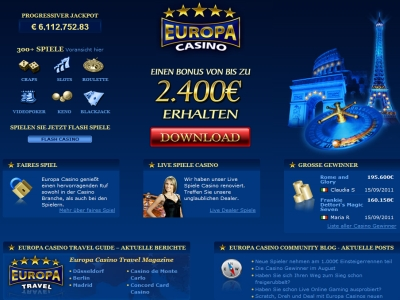 online casino bewertungen  casinos
