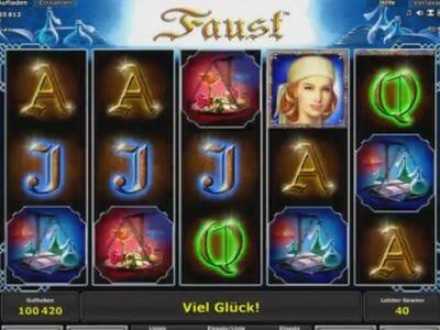 Faust Casino Spiel