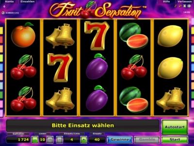 Spiele Fruit Sensation - Video Slots Online