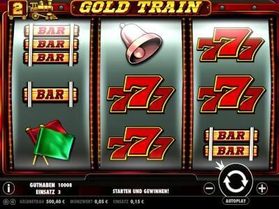 Spiele Gold Train - Video Slots Online