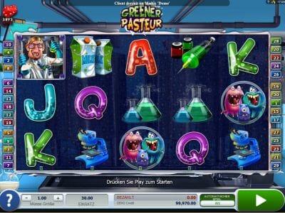 Эффективной онлайн greener pasteur луи пастер игровой автомат ставок