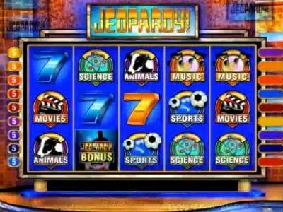 Jeopardy Online Spielen
