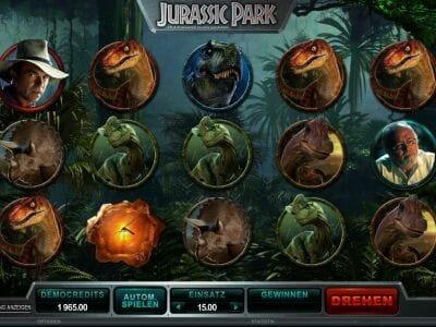 Jurassic Park Spiele Online