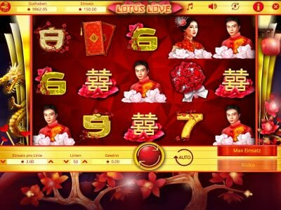 Lotus Spiel