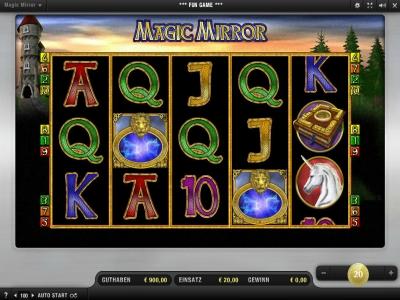 Magic Mirror Spielen
