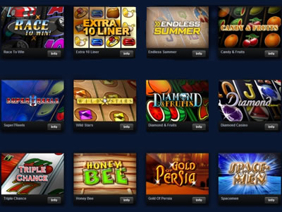 bestes online casino start games casino