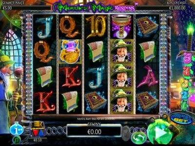 Spiele MerlinS Magic Respins - Video Slots Online