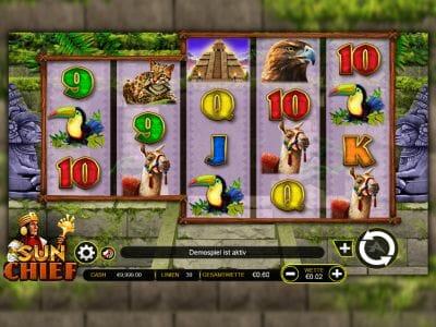 Spiele Sun Chief - Video Slots Online