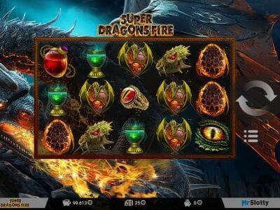 Spiele Super Dragons Fire - Video Slots Online