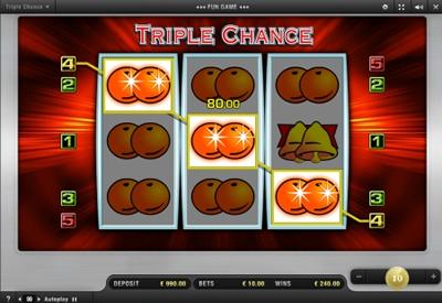 Kostenlos Casino Spiele Triple Chance