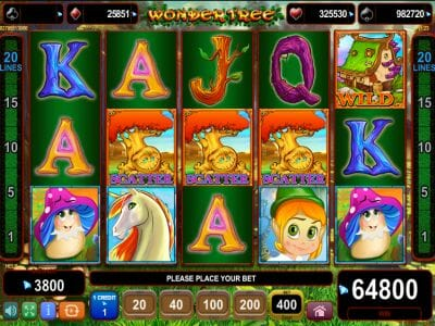 Spiele Wonder Tree - Video Slots Online